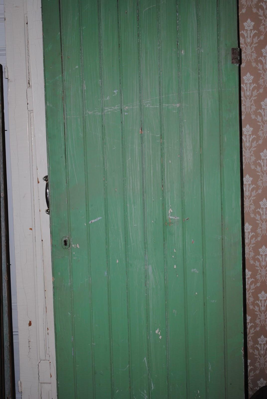 gamla dörrar